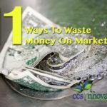 WasteMoneyMarketing